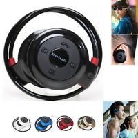 CUFFIE KOPFHRER Auricolare Bluetooth Wireless Sport Stereo FM / TF Cuffia mp3 Z2