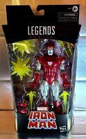 Marvel Legends Silver Centurion Iron Man Walgreens Exclusive In Hand Sealed