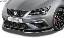 Front Spoiler, Front Lip, Extension SEAT Leon 5F FR + Cupra + Cupra 300 Facelift