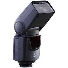 Onn ELECTRONIC FLASH For DSLR Cameras Canon Nikon Sony & Other Hot-Shoe DSLRs