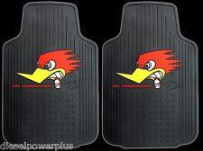 Mr horsepower clay smith floor mats hot rod cigar logo rubber car truck auto