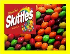 Skittles Original Fruit Candies 10 pounds! Great for Bulk Vending FREE LABEL
