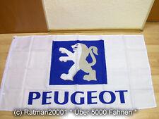 Fahnen Flagge Peugeot - 90 x 150 cm