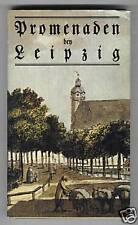 Promenaden bey Leipzig (mit vielen Abb.)  1781/1990