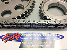 """Cloyes 9-3110A-5 Chevy 396 454 .005"""" Shorter HEX A JUST True Roller Timing Set"""