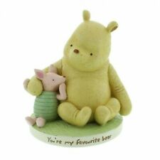 Disney Classic Pooh and Piglet Money Bank FREE Global Shipping