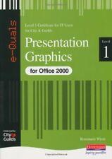 Presentation Graphics IT Level 1 Certificate City & Guilds e-Quals Office 2000