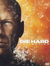 DIE HARD COLLECTION - 4 DVD - COFANETTO UNICO, NUOVO, ORIGINALE