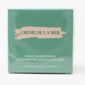 La Mer The Eye Concentrate 0.5oz/15ml New - Sealed