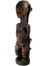 Songye Nkisi Figur Zentralafrika Kongo Afrika Kunst