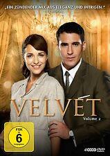 MIGUEL ANGEL/ECHEVARRIA,PAULA/+ SILVESTRE - VELVET-VOL.2  4 DVD NEU
