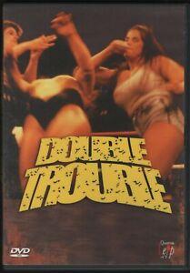Double Trouble (DVD 2006) Ladies Professional Wrestling Association LPWA 1989-92