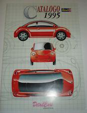 Detail Cars Katalog 1995 - Revell Catalogo / Catalogue DetailCars 1/43 NEU mint