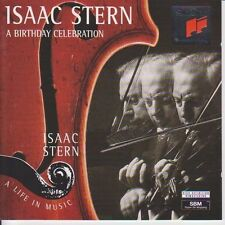 Isaac Stern - A Birthday Celebration  - 1996 CD 8 TITRES