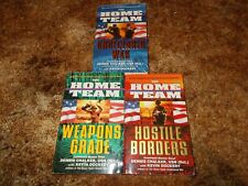 DENNIS CHALKER, USN~(RET)~THE HOME TEAM TRILOGY~WITH KEVIN DOCKERY~COMPLETE