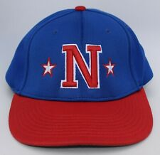 Novato Little League North All Stars NLLN Baseball Cap Hat Size S/M Stretch Fit