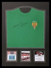 6aa61af22 Harry Gregg Signed MUFC Shirt 1958 FA Cup Final Goalkeeper shirt