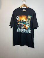Vintage Florida Marlins Miami 2003 South Beach Tee Shirt Short Sleeve XL