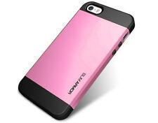 """Funda compatible iPhone 6 de 4,7"""" carcasa SLIM ARMOR de color ROSA"""