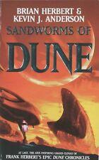 Sandworms of Dune,Brian Herbert, Kevin J Anderson