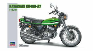 Hasegawa 1/12 Kawasaki KH400A7 Motorcycle