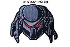 PREDATOR ALIEN MOVIE ARNOLD Iron/Sew-on Applique Patch