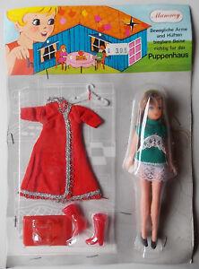 Vintage - Mammy - Topper Modèle Aube,Cilly Clone,Poupée - 15,5 cm - Maison de
