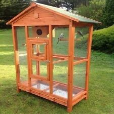 Wooden Aviary Bird Cages