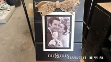 Mr and Mrs Wedding Photo Frame