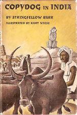 Poodle Book: Copydog in India - Old Rare 1955