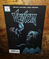 Venom #4 Donny Cates Stegman KNULL Hot book NM/MT (9.8+) condition FREE shipping
