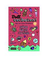 Angelika Sust Voll verboten! Mein verrückter Rätselblock 2 - Ab 8 Jahren