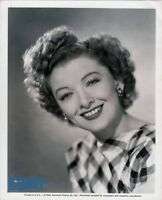 Myrna Loy bright smile 1946 VINTAGE Photo