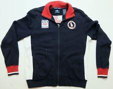 Rare Vintage POLO RALPH LAUREN Vancouver 2010 Olympic Track Jacket Sweatshirt XL