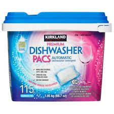 Kirkland Dishwasher Pack 115 Count