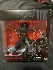 Star wars Black Series Kylo Ren Starkiller Base