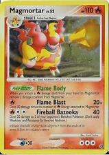 2007 Pokemon Magmortar Foil 31/132 HP110