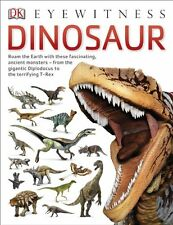 Dinosaur (Eyewitness) New Paperback Book DK