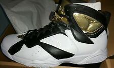 "Air Jordan Retro 7 ""Champagne"" Championship Pack 725093-140 SIZE 14"