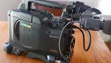 Sony XDCAM PDW-F350 HD Camcorder (BODY ONLY) w/Lens converter