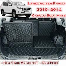 Tailor Made Boot Liner Cargo Mat Cover for Toyota Land cruiser Prado 2010 - 2014