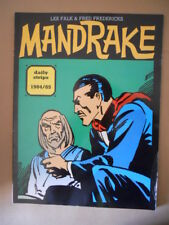 MANDRAKE - New Comics Now vol.171 Daily Strips 1984-85 Lee Falk [MZ6-1]