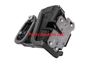 NEW GM OEM POWER DOOR LATCH LH FRONT 13-19 CHEVY CADILLAC BUICK GMC 13597036