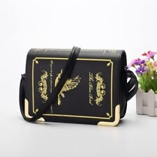 Gothic Lolita Girls Magic Book Pattern Shoulder bag Women Messenger Bag Handbag
