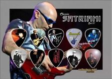 JOE SATRIANI- A5 SIZE LIMITED EDITION - GUITAR PICK DISPLAY