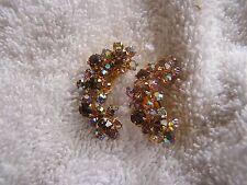 Beautiful Vintage Kramer  Earrings