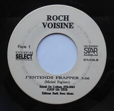 ROCH VOISINE J'entends frapper VG++-- NM- CANADA 1994 PROMO Select 45 MEGA RARE