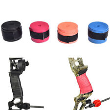 Bow Absorb Sweat Non-Slip Stretchy Handle Grip Tape Band Rope Wrap for HuntiKh