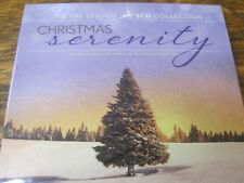 CHRISTMAS SERENITY ~ 'TIS THE SEASON ~ 2 CD COLLECTION,  NEW, SEALED