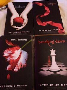 Twlight Book Set